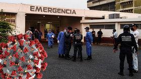 Masakr ve vězení: Zemřelo přes 40 lidí při vzpouře a sporech o koronavirová opatření