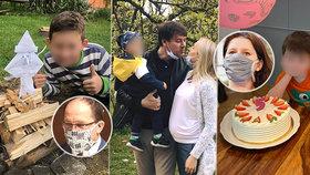 Čekáme miminko, prozradil poslanec ODS. Synové potěšili Maláčovou i vdovce Výborného