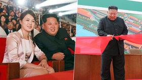 Kim opět na veřejnosti: Považuje se za Kennedyho, manželka kopíruje Jackie, uvádí kniha
