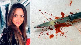 Dceru soudce zavraždil její manžel: Pokusil se jí uříznout hlavu!