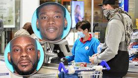 Zbytečná smrt hlídače supermarketu: Zemřel jenom kvůli roušce!