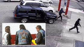 Šéfa (†51) motorkářského gangu chladnokrevně popravili na ulici: Vrazi měli roušky!