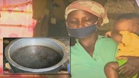 Chudá matka uvařila svým osmi dětem k večeři kameny: Doufala, že usnou dřív, než ji prokouknou