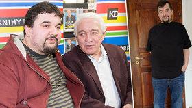 Režisér Bastardů Magnusek se změnil k nepoznání: Shodil 50 kilo a pokračuje dál!