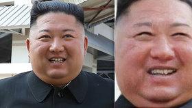 Je to Kim, nebo ne? KLDR ukázala dvojníka, tvrdí exposlankyně. Zuby jako důkaz