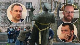 Hřib, Kolář a Novotný zůstávají v ohrožení. Údajný ruský zabiják neopustil Prahu