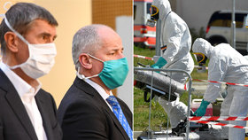 Koronavirus ONLINE: 320 mrtvých a přes 6500 uzdravených v ČR. Nové ohnisko děsí Prymulu