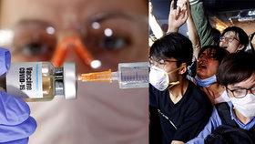 """Koronavirus přemůže """"koktejl"""" léků, odhalili vědci. Zmínili HIV, žloutenku a sklerózu"""
