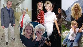 Nezištná láska od Kalouska a vzpomínka Babišovy Vivien. Mamince Ivaně děkuje i Trumpova dcera