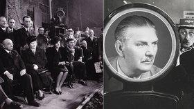 Nejtragičtější příběh osvobození: Režiséra Přednosty stanice zlynčoval před 75 lety dav