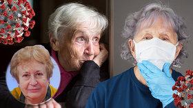 Riziko nákazy seniorů není nulové, varuje po zmírnění zákazů hygienička! Na co si dát největší pozor?