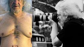 Zemřel fotograf slavných Felix Pašek (†66): Prasklo mu aneurysma!