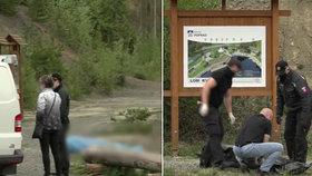 Záhada mrtvé ženy v kamenolomu: Z vody ji vytáhl policista mimo službu