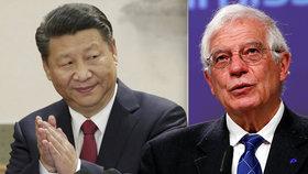 Brusel srazil paty před čínskou cenzurou dopisu o koronaviru. Europoslanec: Ať padají hlavy