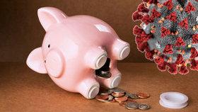 Korunavirus udělal díru do peněženek: Jak ušetřit, pokud vás pandemie připravila o příjem?