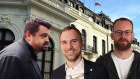 """""""Agentovi s ricinem"""" chodí výhrůžky. Rusko chce, aby Česko diplomata ochránilo"""