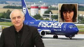 Fischer zkoušel na Česku vysoudit 10 miliard, narazil. Schillerová: Hrozba odvrácena