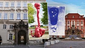 Znovuotevření Galerie hlavního města Prahy: Návštěvníky na výstavy vpustí jen za určitých podmínek