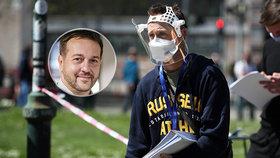 Regiony čeká koronavirové bodování. Epidemiolog Maďar prozradil, co všechno obsáhne