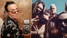 Oslavenec Jan Saudek (85) pro Blesk: Končím s fotografováním! Už mám jinou lásku
