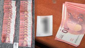 Mladík (19) zKarviné zaplatil za sex falešnými bankovkami: Prostitutku podvedli i jeho kamarádi