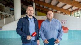 Šéf aquacenter: Oznámit otevření 10 dní předem je  pozdě, potřebujeme aspoň dva týdny