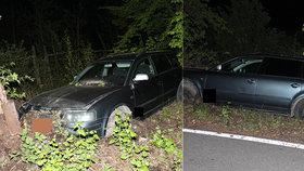 Opilá řidička bourala s dítětem v autě: Skončilo v nemocnici!