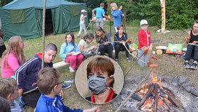 Letní tábory od 27. června: Hygienička je pro. Prymula řekl, jak to bude s rouškami a testy