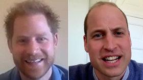 Harry a William se usmířili! Spojila je nemoc v rodině