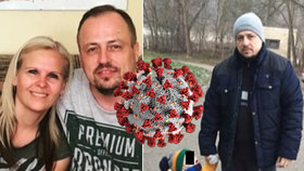 Jaroslava (†44) zabil koronavirus: Nedali jsme si ani pusu na rozloučenou, pláče vdova Martina