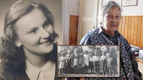 Paní Květa (†89) po válce zachránila desítky osiřelých dětí: O hrdinském činu až do smrti nechtěla mluvit