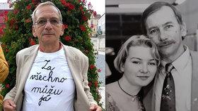 """""""V obleku má cigarety a kafíčko."""" Kuberova dcera popsala loučení s tátou i politické ambice"""