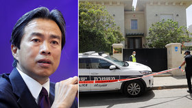 Čínského velvyslance (†58) v Izraeli našli doma mrtvého, zemřel v posteli