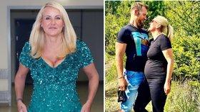 To je nádhera: Těhotná Vendula Pizingerová (48) ukázala bříško!