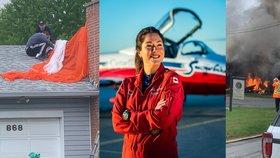 Krásná pilotka zemřela při pádu letadla. Jennifer chtěla lidem dodat kuráž v době pandemie