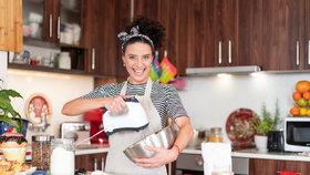Rady do kuchyně. Tímhle nahradíte vejce, prášek do pečiva nebo sníh!