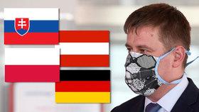 Petříček Čechům: Do sousedních států budete moci nejpozději v půlce června. Bez testů?