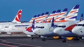Aerolinky Smartwings: Nikdy jsme neměly zájem o vstup státu. Ale o pomoc s úvěrem