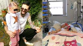 Holčička (5) překonala koronavirus a dostala Kawasakiho nemoc: Má 20% šanci na přežití!