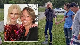 Půvabná herečka Nicole Kidmanová: V karanténě si zlámala nohu!