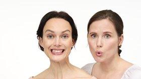 Obličejovou jógu cvičím i v tramvaji na cestě do práce, říká jedna z autorek knihy Krásná tvář