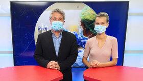 Vysílali jsme: Epidemiolog Petr Smejkal o strašáku druhé vlny koronaviru
