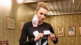 Prsatá kráska Mašlíková bez práce: Musela vzít brigádu! Kde ji můžete potkat?