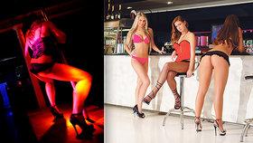 Prostitutky chtějí zpátky do práce. Slibují sex s rouškou, klientům nepodají ruku
