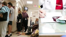 Konec plných čekáren u praktiků? Pandemie změní chod ordinací, vzkazují lékaři
