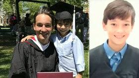 Geniální chlapec z amerického Montgomery: V deseti maturita, v devatenácti právníkem!