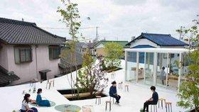 Tohle bere dech! Architekti vybudovali kancelář na zaoblené střeše