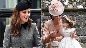 Vévodkyně Kate se raduje z těhotenství: Konečně! Šťastná novina přišla o Vánocích!
