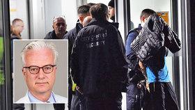 Začal soud s vrahem syna německého exprezidenta. Ničeho nelituje a útok má za poslání