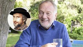 Luděk Sobota slaví 77: Na hostinu přispěl i legendární herec Jiří Wimmer (†57)!